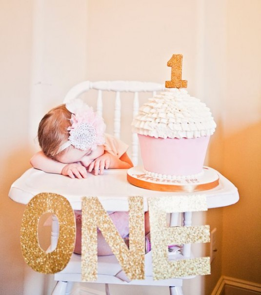 39 Food & Décor Ideas for your Baby's Very First Birthday Party