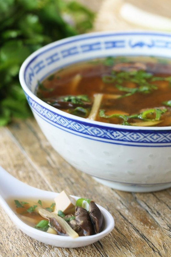 Chinese-soup