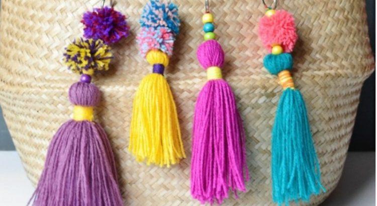 40 Diy Pom Pom Crafts Ideas For Home Decor Amp Make And