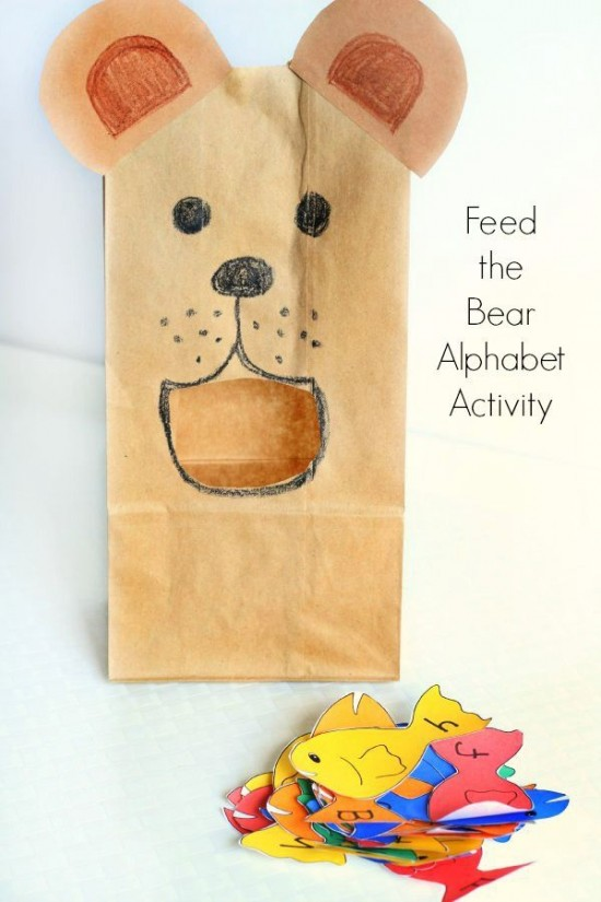 Easy Animal and Nature Crafts for Kids