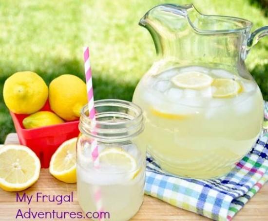 Lemonade-recipe