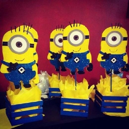 Minions-Birthday-party