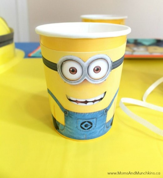 Minions-Birthday-party