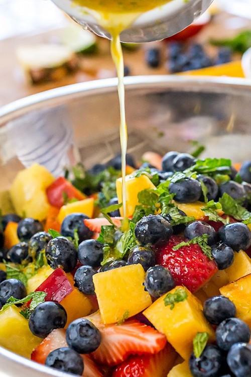 39 Vigorous Salad Recipes for Scorching Summer