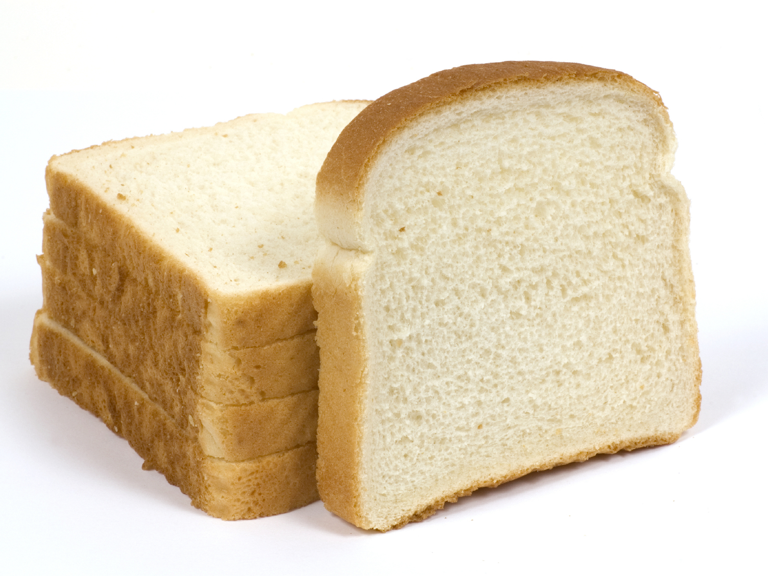 White bread, we just can't quit you.
