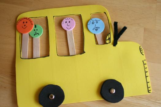 24 Back to School Crafts & Activities for Kids