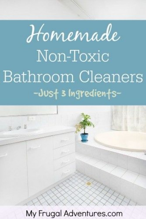 Functional DIY Homemade Bathroom Cleaners For Sticky Toilet Diy - Diy bathroom cleaner