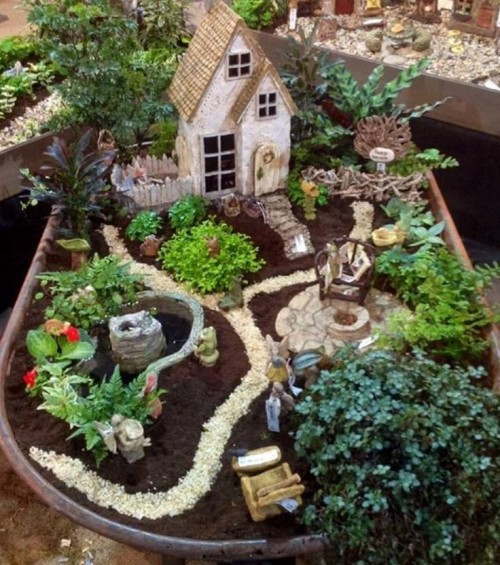 15 Enchanted Garden Fairies Ideas
