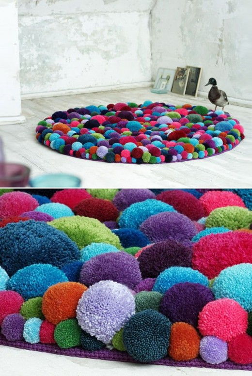 39 diy pom pom crafts which easy to make and ready to sell for Cute diy things to sell