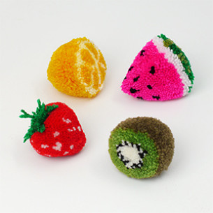 39 Diy Pom Pom Crafts Which Easy To Make And Ready To Sell