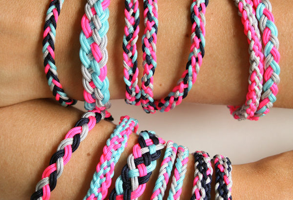 28 Diy Bracelet Ideas Tutorial Steps With Pictures Easy