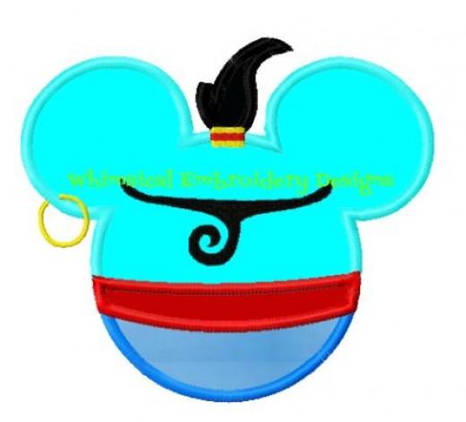 Genie Lamp Clipart