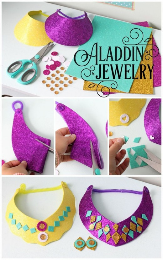 Aladdin Arts And Crafts