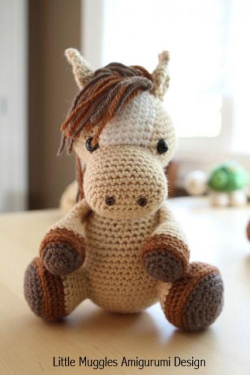 Animals-Crochet