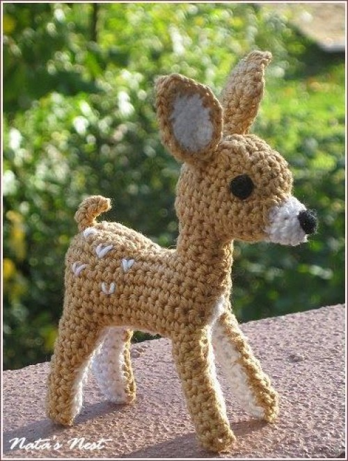 Animals-Crochet