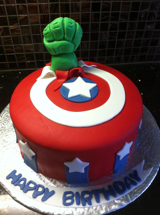 46 Avengers Birthday Party Ideas