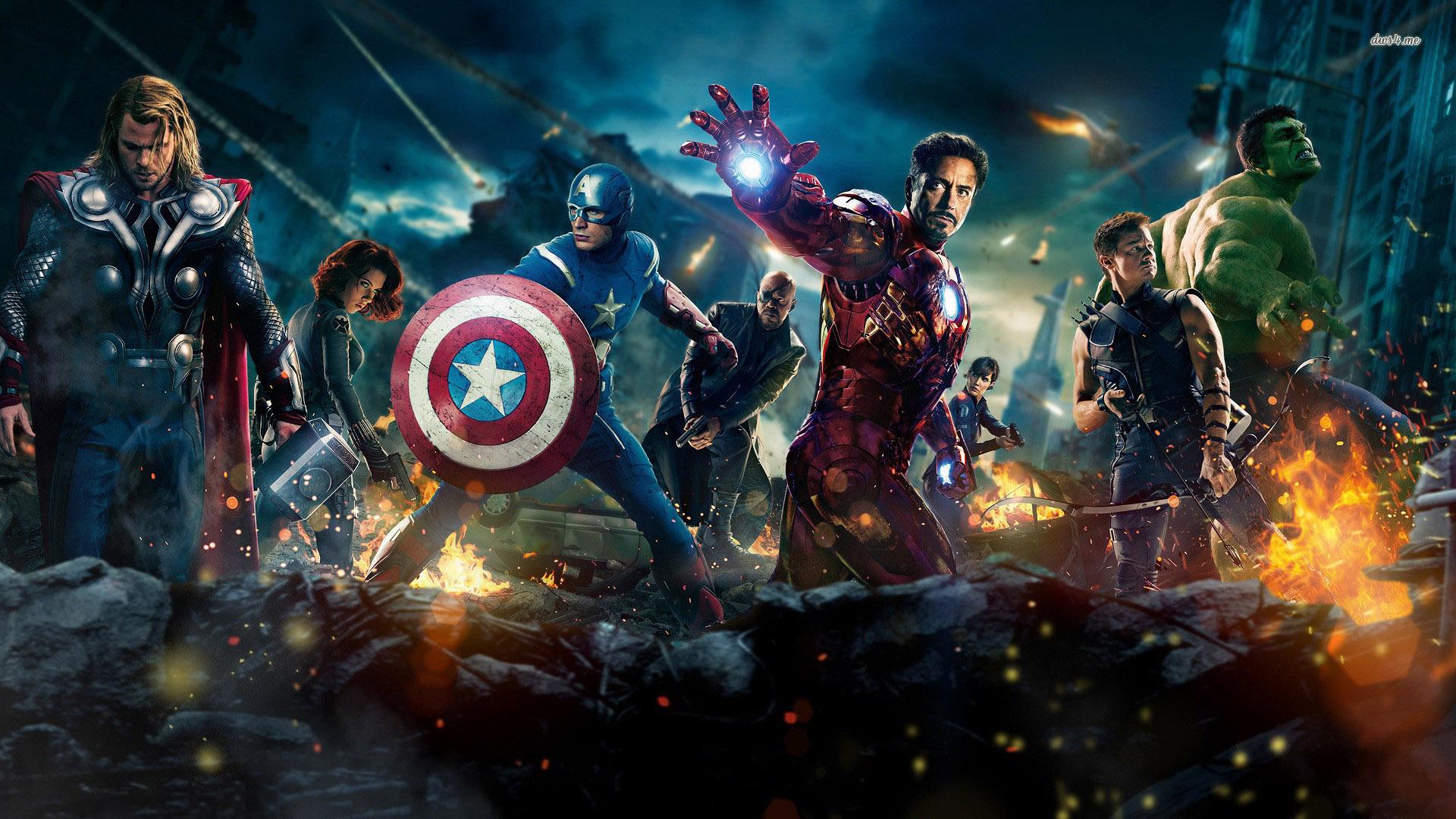 Avengers Wallpaper 2