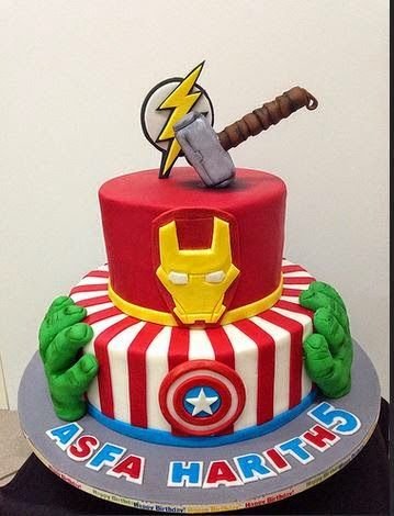 14 Avengers Birthday Party Ideas for Superhero Lovers Diy Craft