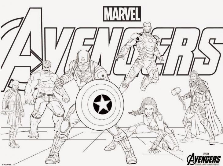 46 Avengers Birthday Party Ideas: Food and Superhero ...
