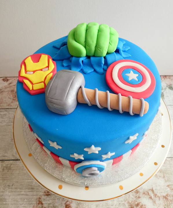46 Avengers Birthday Party Ideas Food And Superhero Activities