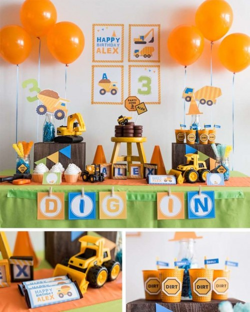 Construction-birthday-party