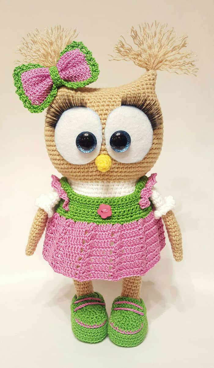45 Diy Crochet Animal Craft Ideas Free Amigurumi Patterns