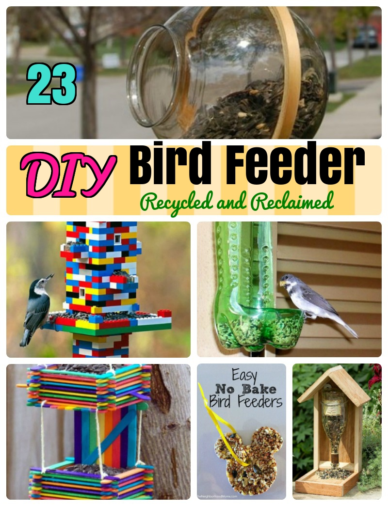 23 Diy Bird Feeder And Bird Houses Ideas To Cherish Your