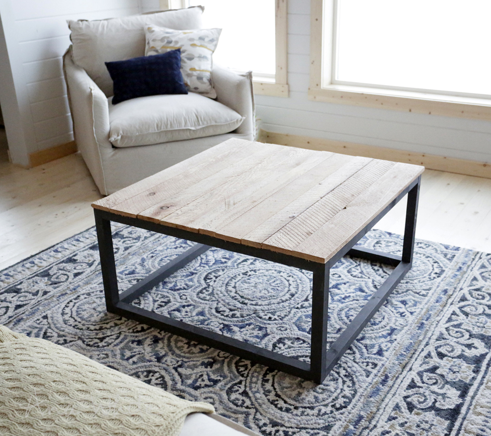 Diy Coffee Table N6
