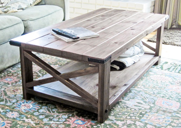 Diy Coffee Table N6 B2