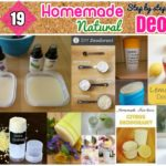 #19 DIY Homemade Deodorants for a Heavenly Aroma