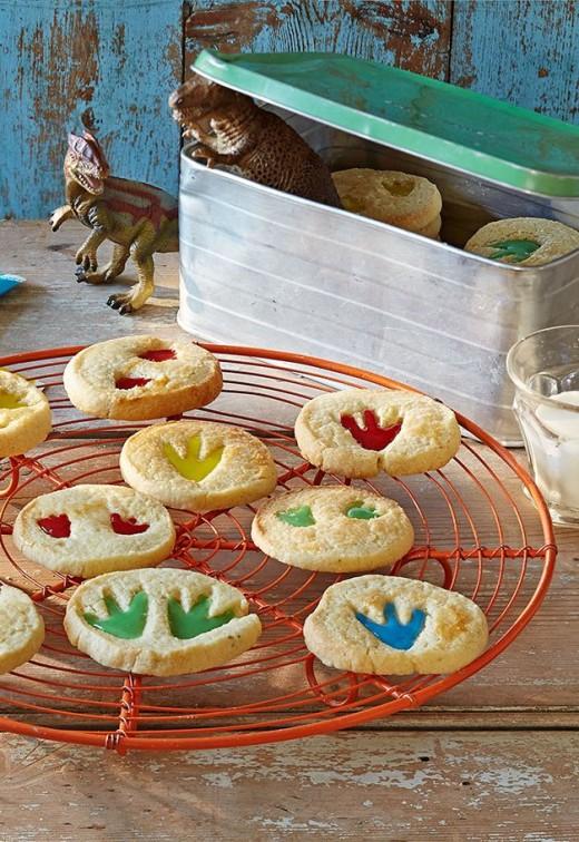 dino koekjes