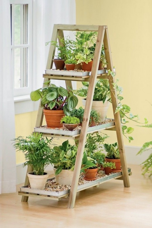14 DIY Herb Garden Ideas For Vertical Indoor Gardening Diy Craft