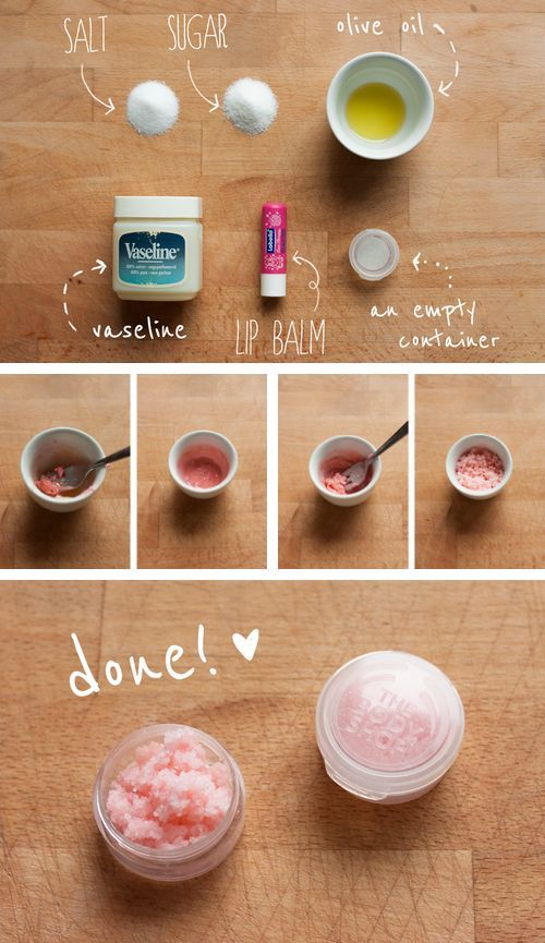 11 DIY Homemade Lip Scrub Recipes for Soft & Glowing Lips