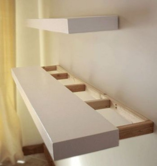 16 Attractive DIY Shelves for your Homely Stuff