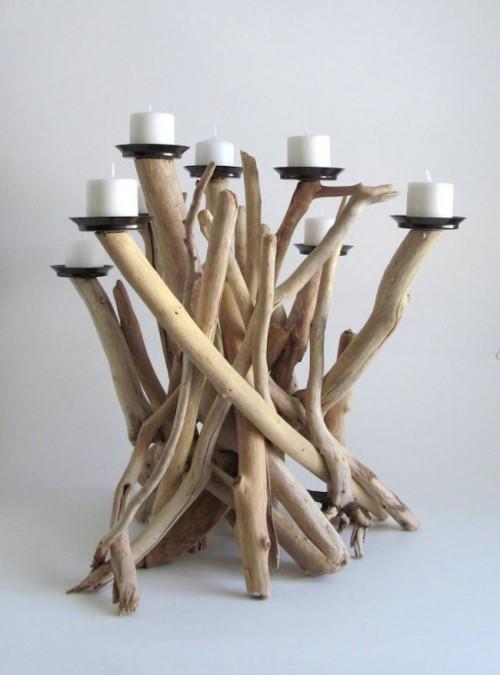 Diy-candle-holder