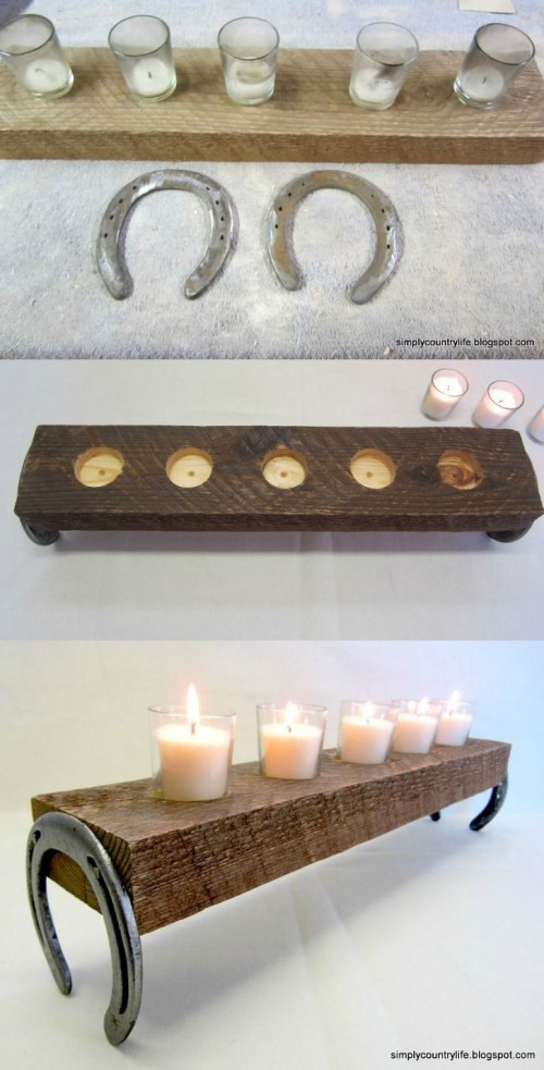 Diy-candle-holder