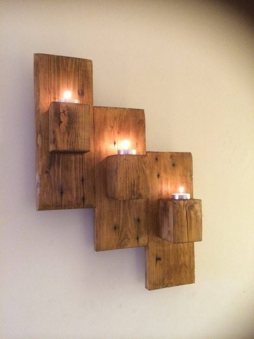 Watch Out the Beauty of 19 Exceptionally Striking DIY Candle Holders