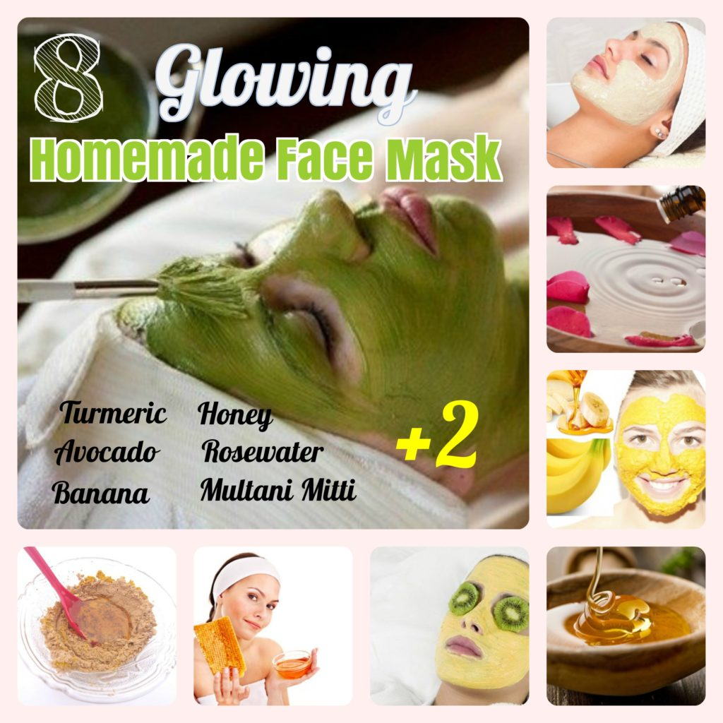 Top 8 Homemade Face Packs For Healthy Glowing Skin