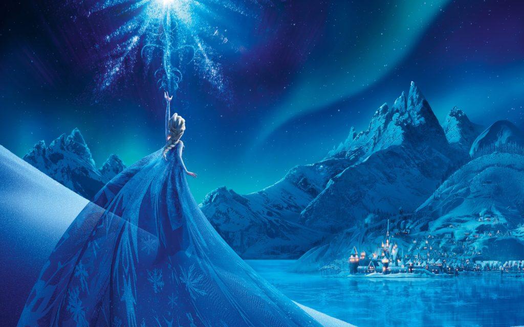 Frozen Queen wallpaper