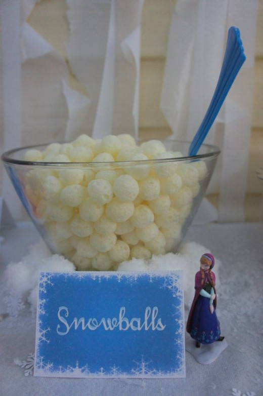 Fantasizing Frozen Birthday Party Ideas Along With