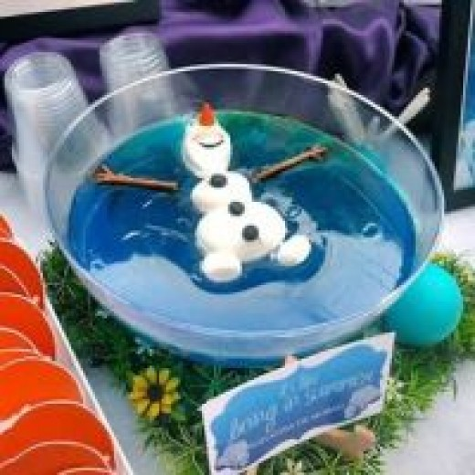 Fantasizing Frozen Birthday Party Ideas Along With
