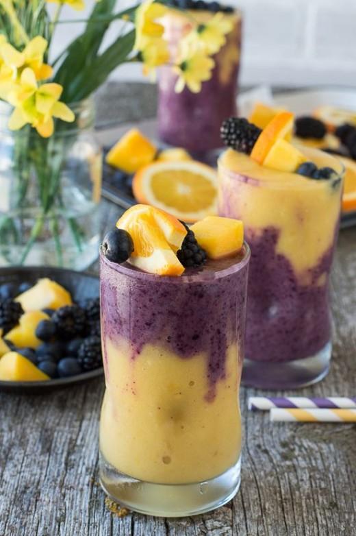 Some Amazingly Tasty DIY Homemade Fruit Smoothies Recipes