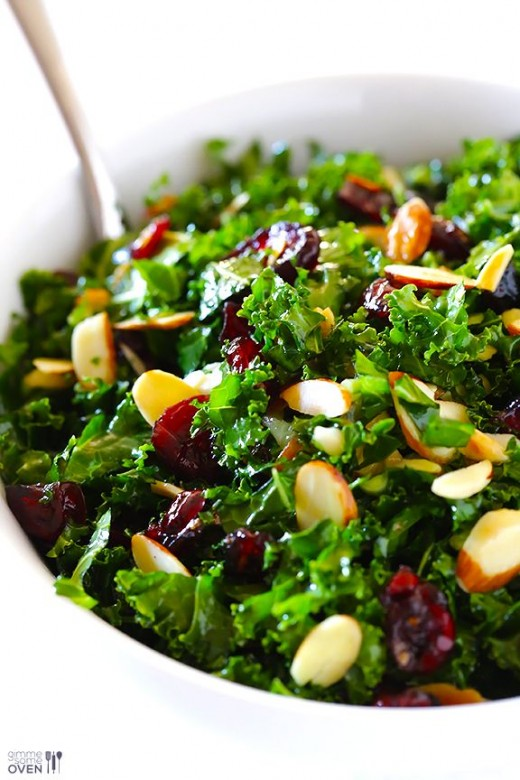 22 DIY Green Salad Recipes for a Healthy Diet