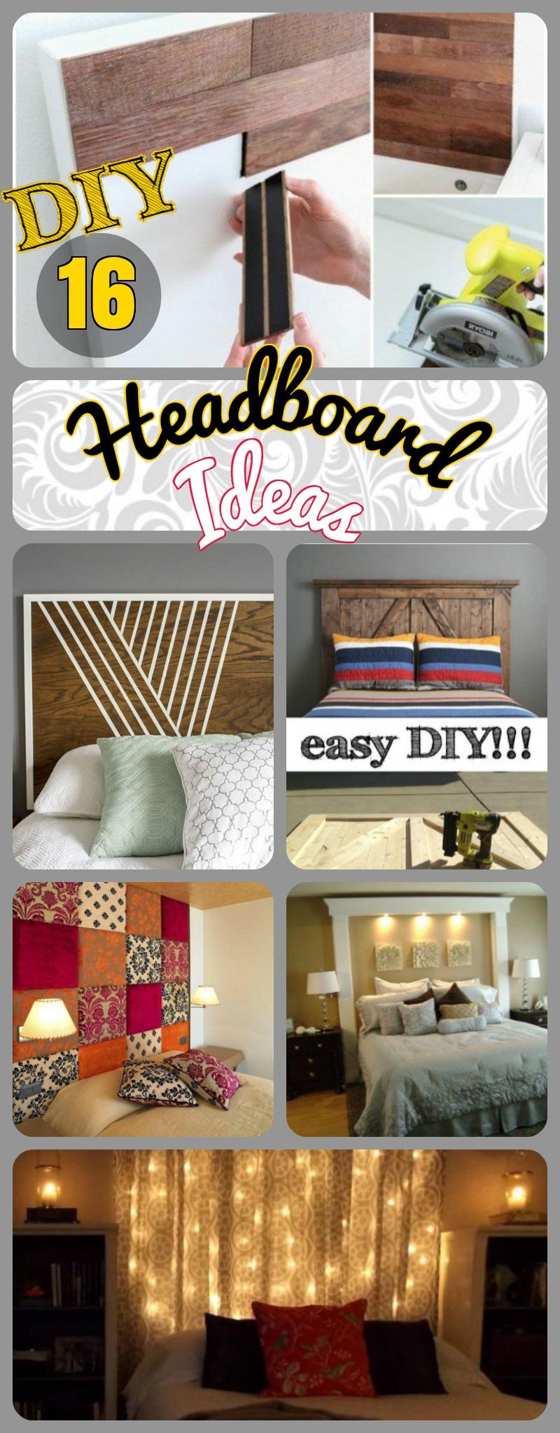 Heabboard Ideas