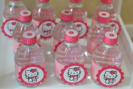 Some Wonderful Ideas For Hello Kitty Birthday Party And