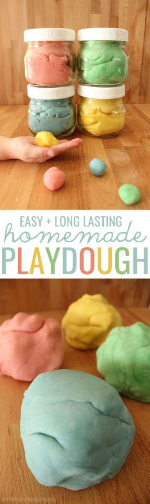 Homemade-Playdough
