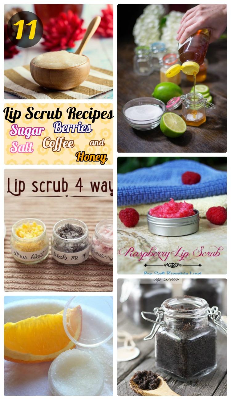 Lip Scrubs