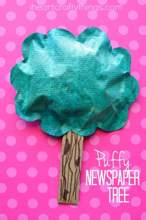 Newpaper-crafts