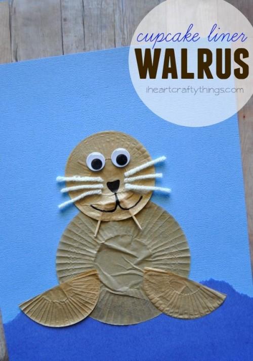 28 Ocean Themed Diy Animal Craft Ideas For Kids