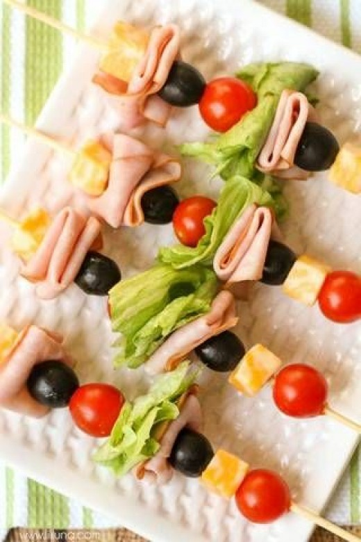 Healthy Picnic Food For Kids
